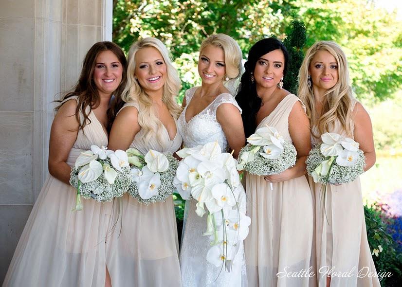 Seattle Wedding Florist - Seattle Floral Design Blog