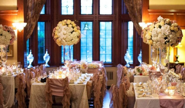 Sheer Elegance at the Thornwood Castle
