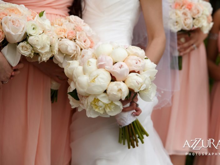 Woodmark Hotel Wedding by Azzura Photography