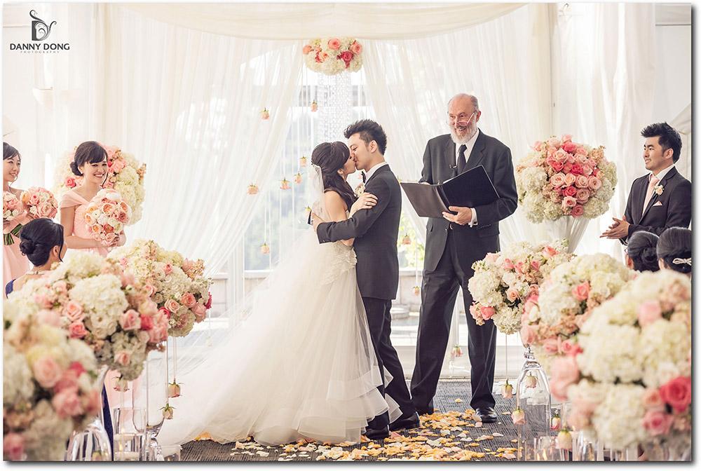 Seattle Floral Design wedding
